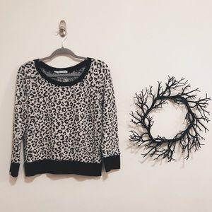 🐆ANIMAL PRINT🐆 Maurices Animal Print Sweater